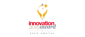 Identidade visual do evento Innovation Award 2019