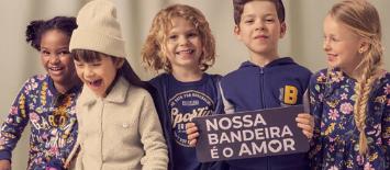 """e21 inova para Brandili 2020 com a campanha """"nossa bandeira é o amor""""."""