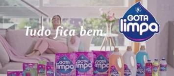 e21 faz rebranding para marca Gota Limpa e lança campanha multiplataforma