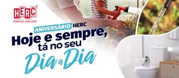Aniversário HERC: empresa comemora 58 anos de uma história marcada pelo pioneirismo e perseverança