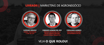 e21 participa de live no AdNews: LIVEADS | Marketing de agronegócio